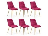 Diverse scaune pentru bucatarie in seturi de 4 sau 6 scaune-1