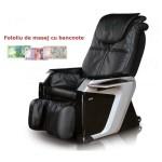 Fotoliu profesional masaj cu bancnote