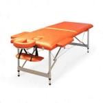 Masa masaj aluminiu