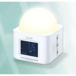 Ceas desteptator cu lampa Beurer WL30
