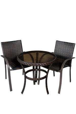 Set 4 scaune si masa model TRS102