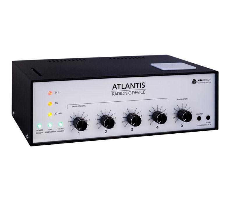 Aparat radionic ATLANTIS