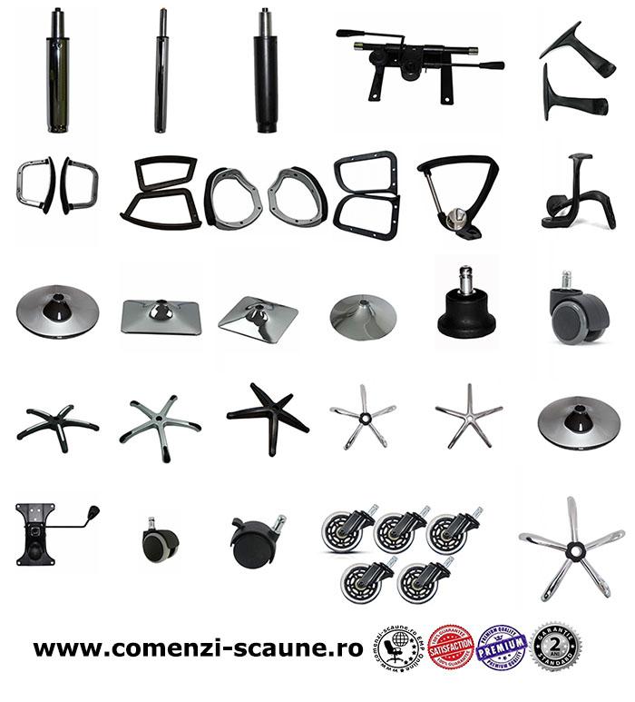 Componente și piese de schimb pentru reparația scaunelor