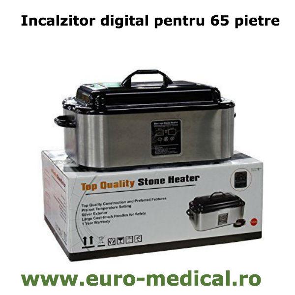 Incalzitor-profesional-digital-18L-65-pietre