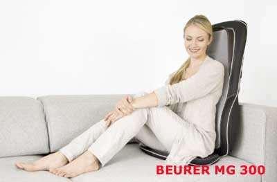 Husa de masaj shiatsu Beurer MG300